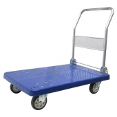 GSW - Platform Truck, 24x35 with Fold Down Handle, 600 Lb Capacity