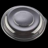 Dart - Lid, Clear Plastic (PresentaBowls), Round, Fits 24-32 oz Containers