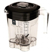 Waring - The Raptor Blender Jar Replacement, 48 oz Clear Copolyester