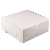 Cake/Bakery Box, 10x10x5, White