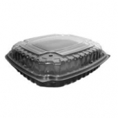 Anchor - Culinary Basics Food Container, 9.5x10.5, Hinged Clamshell Lid