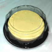 "Cake Container Combo, 10"" Plastic Lid and Base for 8"" Cakes"
