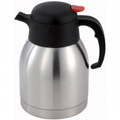 Winco - Carafe, 1.5 Liter Stainless Steel Lined Insulated