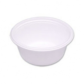 D&W Finepack - Hot/Cold Bowl, 22 oz White