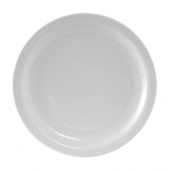 "Tuxton - Colorado Plate, 7.5"" Porcelain White"
