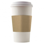 Coffee Cup Sleeves, Generic Brown