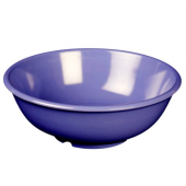 "Salad Bowl, 7.5"" Purple Melamine, 32 oz"