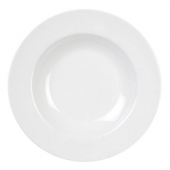 "Pasta Bowl, 11.25"" White Melamine, 16 oz"