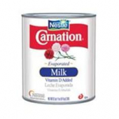 Nestle - Carnation Evaporated Milk Can, 6/10