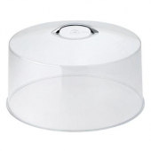 Winco - Cake Stand Cover with Handle, Clear Plastic