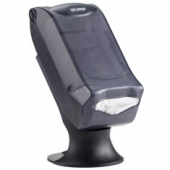 Napkin Dispenser, Venue Stand Mount with Control Face, Black Pearl