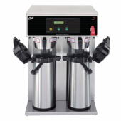 Wilbur Curtis - Airpot Coffee Brewer, Twin 2.2-2.5 L Brewer