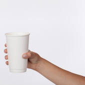 Paper Cup, 12 oz Double Wall Hot, 1000 count