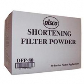 Shortening Filter Aid Powder