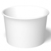 International Paper - Food Container, 16 oz, White