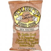 Dirty Potato Chips - Sea Salted