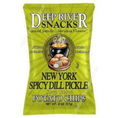 Deep River Snacks - New York Spicy Dill Pickle Potato Chips