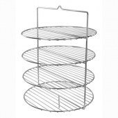 Winco - Electric Heated Merchandiser Pizza Rack