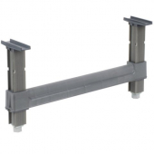 Cambro - Camshelving Elements Series Dunnage Support, 14x6.5 Brushed Graphite