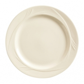"World Tableware - Endurance Plate, 7.25"" Cream White"