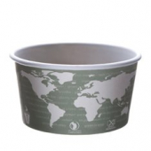 Eco-Products - Hot/Soup Paper Container, 12 oz World Art Design