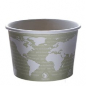 Eco-Products - Hot/Soup Paper Container, 16 oz World Art Design