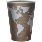 Eco-Products - Hot/Soup Paper Container, 32 oz World Art Design