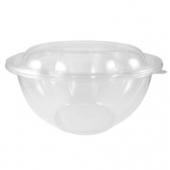 Eco-Products - Bowl with Lid, 32 oz Clear PLA Plastic