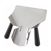 Winco - French Fry Bagger/Scoop, Black Dual Handles