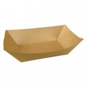 Food Tray, Kraft #500, 9.5x6.375x2.125