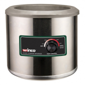 Winco - Food Cooker/Warmer, 7 Quart Round, 1050 W Electric