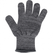 Winco - Glove, Cut Resistant (Safety), Large, Black and White Color