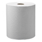 "Allied West - Pacifica Universal Hardwound Roll Towels, 7.9""x800' White"