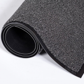 Crown - Rely-On Olefin Indoor Wiper Mat, 24 x 36 Charcoal