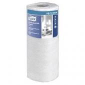 "Tork Perforated Roll Towel, 2-Ply White, 11"" Width, 157.5' Length"