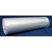 Trash (Garbage) Can Liner, High Density Clear, 38x60, 17 mil