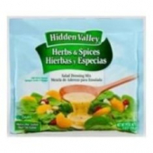 Hidden Valley - Oil and Vinegar Spices and Herbs Dry Mix Dressing