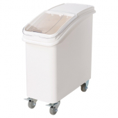 Winco - Ingredient Bin with Clear Top, 21 Gallon