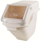 Winco - Ingredient Bin with Clear Top, 5 Gallon