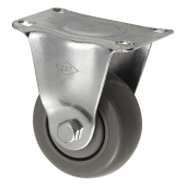 Winco - Ingredient Bin Casters, Fits 21 or 27 Gallon Bins