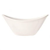 World Tableware - Infinity Bowl, 7 oz Bright White Porcelain