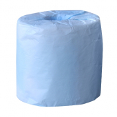 Allied West - US Series Toilet Tissue, 2-Ply Indivually Wrapped 4x3.5, 500 sheets
