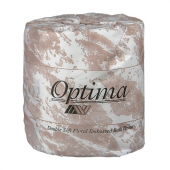 Allied West - Optima Toilet Tissue, 2-Ply Indivually Wrapped, 4.5x3.75