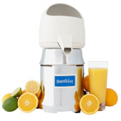 Sunkist - Citrus Juicer, 115V 3450 RPM Commercial, Up to 20 Gallons of Juice per Hour