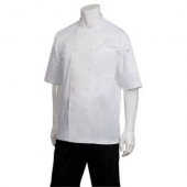 Chef Works - Montreal Cool Vent Chef Coat, Small White
