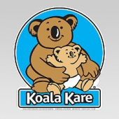Koala Kare Label for Baby Changing Station
