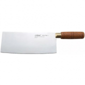 "Winco - Chinese Cleaver, 8x3.5"" Blade and Wooden Handle"