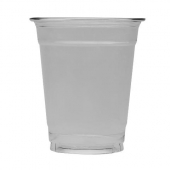 Karat - PET Cold Cup, 12 oz Clear