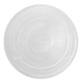 Karat Earth - Eco-Friendly Flat Lid, 12-24 oz PLA Plastic