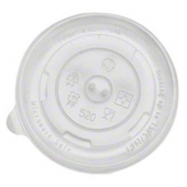 Karat - Flat Lid, Fits 20 oz Food Container, Clear PP Plastic